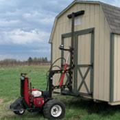 Mule 4 Shed Mover by Shed Delivery And Site Prep Meadowlark Structures
