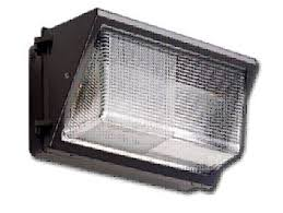 led wall pack lights illuminate outdoor space with reduced