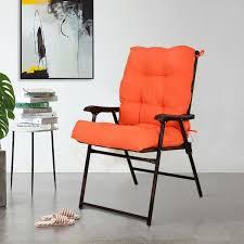 Astounding Outdoor Setting Chair Pads Furniture Garden Round ...