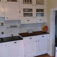 1920s Kitchen Cabinets Refurbished Kitchens