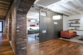 100 Sliding Walls Interior Doorwall NYC Loft Architecture Loft Interior
