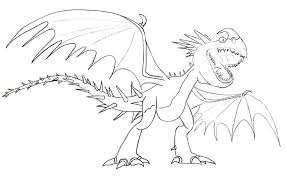 Dragon Coloring Pages Toothless Download Or Print These Amazing How To Train Your