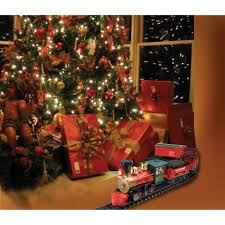 Fred Meyer Artificial Christmas Trees by North Pole Express Christmas Train Set 27 Pc Walmart Com