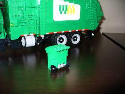100 Waste Management Toy Garbage Truck LEGO Flickr