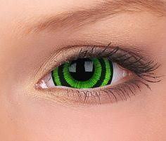 Prescription Halloween Contacts Ireland by Yellow Crazy Contact Lenses Pair Fx Wish List Pinterest