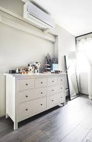 How To Squeeze A Dresser Or Vanity Table Into Your Bedroom