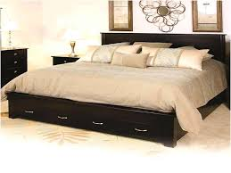 California King Bed Frame with Storage Ideas — Modern Storage Twin