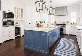 Top Blue Island Pin Kitchen Paint Color Benjamin Moore Van