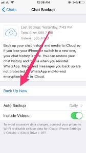 to Transfer WhatsApp Messages to New iPhone