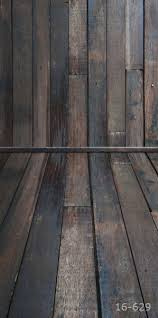 5x7FT Dark Grey Wood Pallets Wall Timber Floor Custom Photo Studio Backdrop Background Vinyl Banner 220cm