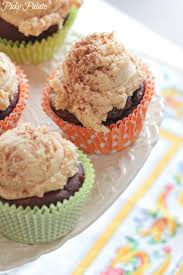 Cake Mix And Pumpkin Puree Muffins by Two Ingredient Chocolate Pumpkin Cupcakes