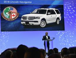 All-New Lincoln Navigator Named 2018 North American Truck Of The Year Spied 2018 Lincoln Navigator Test Mule Navigatorsuvtruckpearl White Color Stock Photo 35500593 Review 2011 The Truth About Cars 2019 Truck Picture Car 19972003 Fordlincoln Full Size And Suv Routine Maintenance Used Parts 2000 4x4 54l V8 4r100 Automatic Ford Expedition Fullsize Hybrid Suvs Coming Model Research In Souderton Pa Bergeys Auto Dealerships Tag Archive Lincoln Navigator Truck Black Label Edition Quick Take Central Florida Orlando