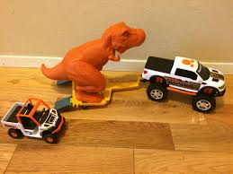 Find More Truck With Large Dinosaur And Smaller Truck For Sale At Up ... Matchbox On A Mission Dino Trapper Trailer Dinosaur Toys For Kids Yeesn Transport Carrier Truck Toy With 6 Mini Plastic Amazoncom Nickelodeon Blaze And The Monster Machines Party Favors Big Boots Adventure Squad Vehicle Funny Digger 3 Games Fun Driving Care Car For Kids By Yateland Buy Tablets Online Transporter Walmartcom Fisherprice Imaginext Jurassic World Hauler Target Dinosaurs Trucks Collide In Dreamworks New Netflix Kid Series