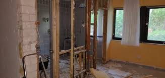 badezimmerwand trockenbau oder massiv