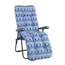 Deck Chair BADEN-BADEN, SUMMER 48x165cm, 50%polyester, 50 ...