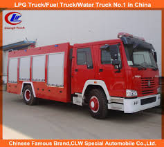 100 Used Water Trucks For Sale Fire Howo Foam Fire Engine 6cbm Foam Howo Fire Fighting