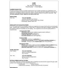 Sample Resume Warehouse Skills List Archives