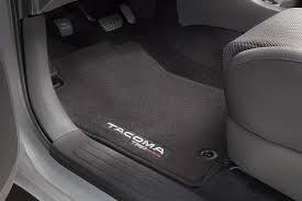 Scion Tc Floor Mats 2015 by Amazon Com Set Of 4 Genuine Toyota Trd Pro Carpet Floor Mats For