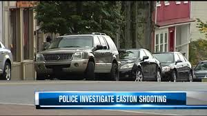 Emmaus Halloween Parade Route by Man 25 Injured In Early Morning Shooting In Easton Wfmz