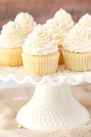 Easy Vanilla Cupcake Recipe
