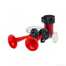 Hella-Hella Dual-Tone Air Horn Kit 24V - 003001611-003001611 New 12v Metal Red Electric Bull Horn Super Loud Raging Sound W 12v Single Snail Tone Air Shell Siren Truck Car Horn Sound Effect Long Youtube Sound Effect Bus Lkw Hupe Sounds Mtb Mountain Road Cycling Bicycle Alarm Bell Bike 1x Auto End 11222018 330 Pm Convoy Horns Diagram Of Parts An Adjustable And Nonadjustable 1 Pair Vehicle In Case Of Fire Use The Air Horn Sign Bracket Buy Air Siren Get Free Shipping On Aliexpresscom Fork Lift Trucks Signs From Key Uk