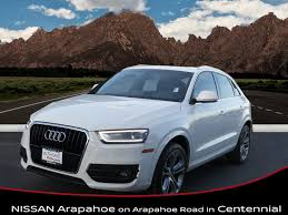 Audi Q3 For Sale In Denver, CO 80201 - Autotrader