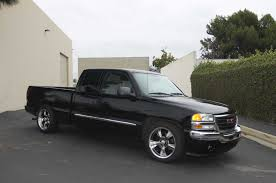2005 GMC Sierra Sport Truck Transformation