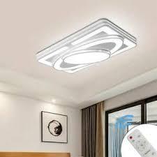 78w led deckenleuchte design deckenle wohnzimmer dimmbar