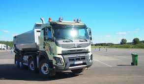 World's Most Fuel Efficient Volvo Truck Driver Is From The Czech ...