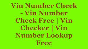 Vin Number Check - Vin Number Check Free | Vin Checker | Vin Number ... Free Chrysler Recall Check Does Your Car Have A How To Code Yale Forklift Serial And Model Numbers Mustang Vin Decoder Ford Lookup Cj Pony Parts Vin Kz650 Frame And Engine Number Cfusions Kzrider Forum 2019 20 Top Release Date Log Ticket Autocar Trucks Dodge Truck Cheap A Ford Cute Vin Coder Review Best Gallery Image Wallpaper Identify Duramax Diesel Code Blog On Everything 11 Digit Enthusiasts Forums 5 Simple Ways Get Basic Wikihow College Student Loses 200 In Cloning Scam