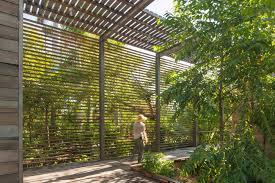 Gallery of Naples Botanical Garden Visitor Center Lake Flato