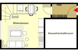 70m ferienwohnung dreischläfer deluxe für 3 personen in