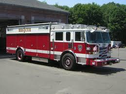 100 Heavy Rescue Trucks Guilford CT FD 1 2008 Pierce Arrow Squad