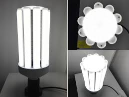 what size led l replaces s51 high pressure sodium light bulb