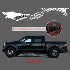 Cool Sticker For Nissan Navara Frontier Personality Car Styling ...