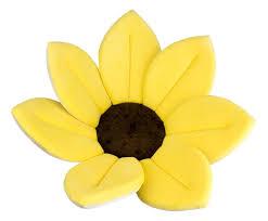 Sunflower Bath Towel Set by Amazon Com Blooming Bath Lotus Baby Bath Blue Baby