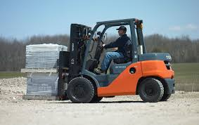 Specialized Forklifts For Bricks, Blocks, And Pipes | Toyota Forklifts