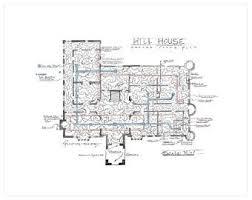 Blueprints House House Blueprint Etsy