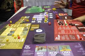 The Hottest New Board Games From Gen Con 2016