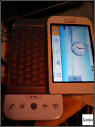 Pictures Of The First Android Phone HTC Dream Leaked