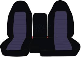 100 Chevy Truck Seats Amazoncom 20042012 ColoradoGMC Canyon TwoTone Seat