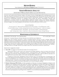 Analyst Resume Analyst Resume Resume Examples Business Analyst