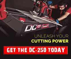 Superior Tile Cutter Wheel by What Is The Best Tile Saw Why The Rubi Dc 250 Is The Pro U0027s Choice