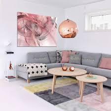 salon avec canapé gris quel cadre déco avec un canapé gris toile design et moderne
