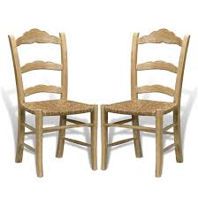 Tall Ladder Back Chairs With Rush Seats by Wooden Ladder Back French Country Bar Stool Decofurnish