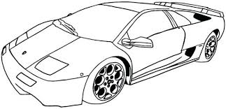 Printable Car Coloring Pages For Boys Colouring Pictures Cars Movie Free Of To Color Disneys