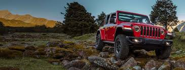 All-New 2018 Jeep Wrangler - Elevate Your Next Adventure