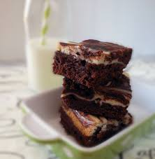 Marbled Pumpkin Cheesecake Brownies by My Cookie Clinic Cheesecake Brownies Cooperstown