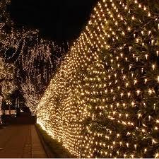 LED string net light 220V 4m 6m 750 LEDs waterproof outdoor