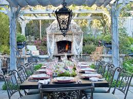 12 inspiring ideas for outdoor dining celebrate u0026 decorate
